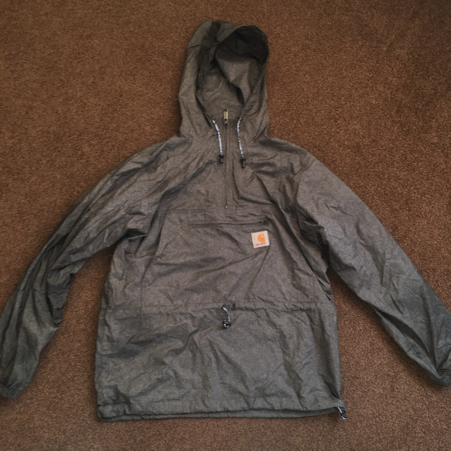 performance sportswear nice cheap first rate Carhartt Spinner Pullover Jacket