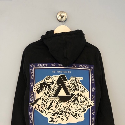 Palace Getting Higher Hoodie