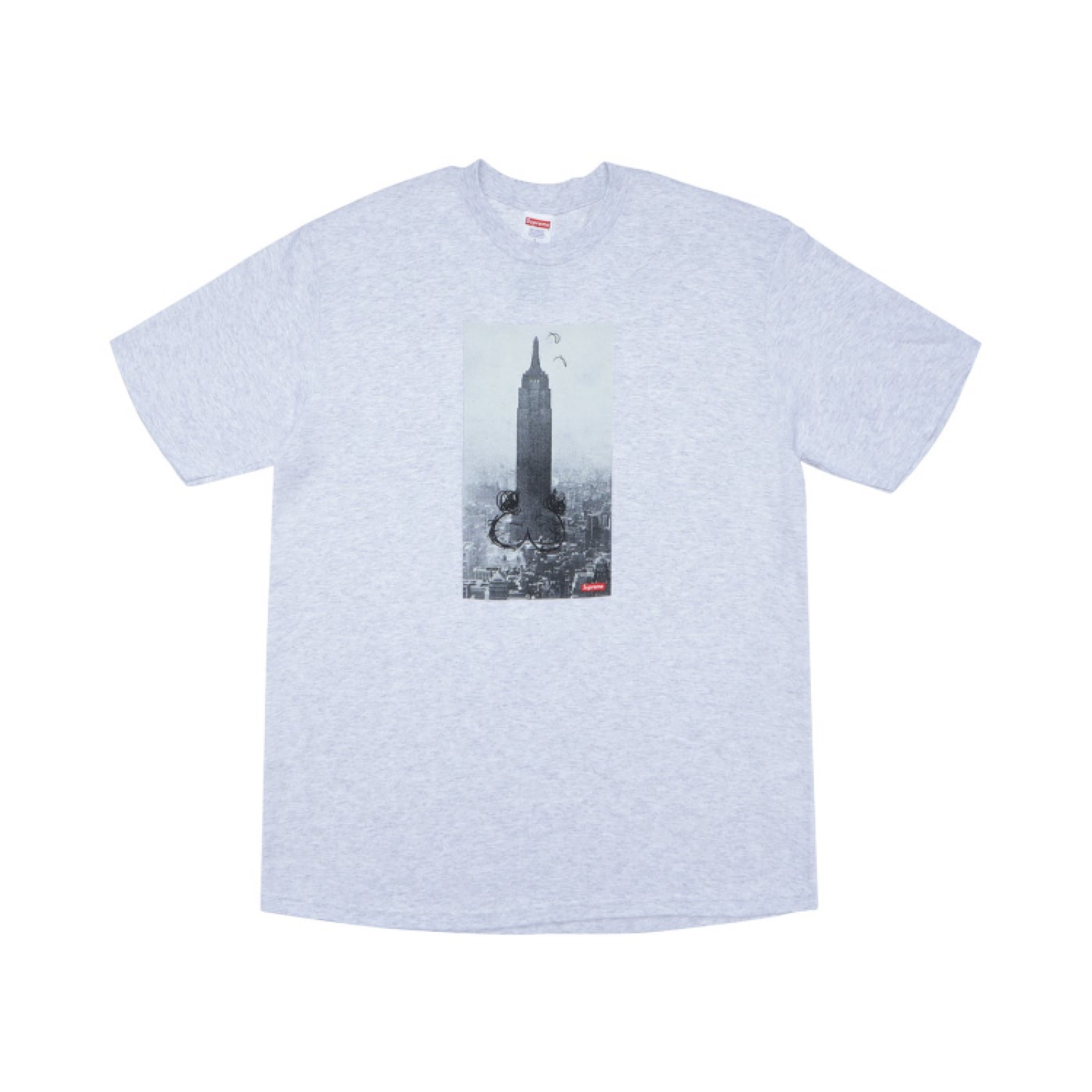 Supreme Mike Kelley Empire State Of Balls Tshirt