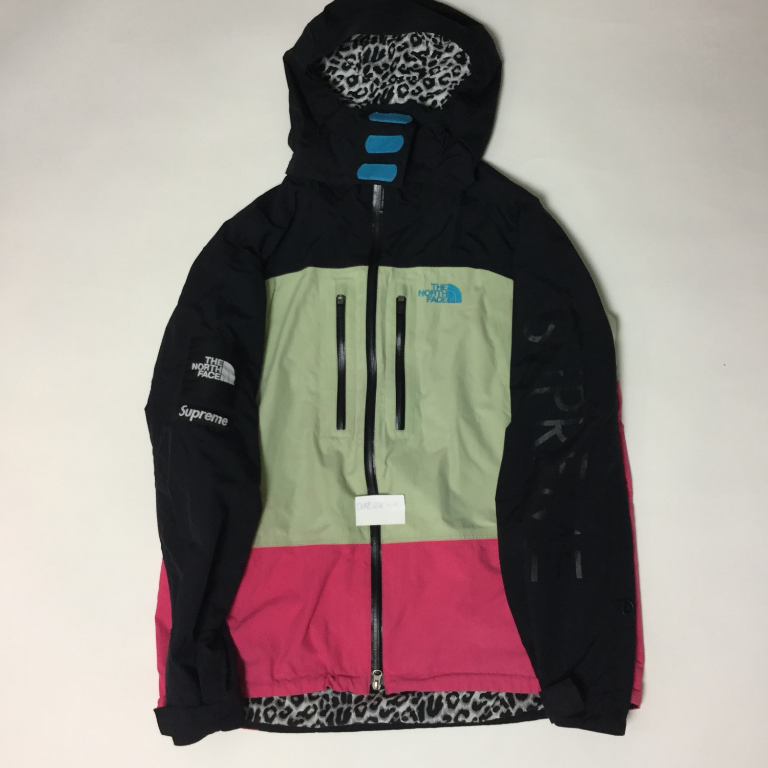 9cb389dbc Supreme X The North Face First Series Summit Black
