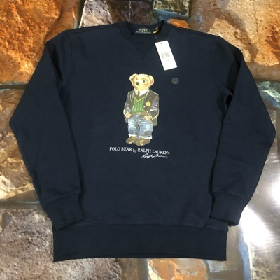 Polo Ralph Lauren Teddy Bear Sweatshirt