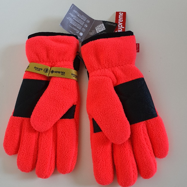 SS20 Supreme THE NORTH FACE RTG glove Size XL