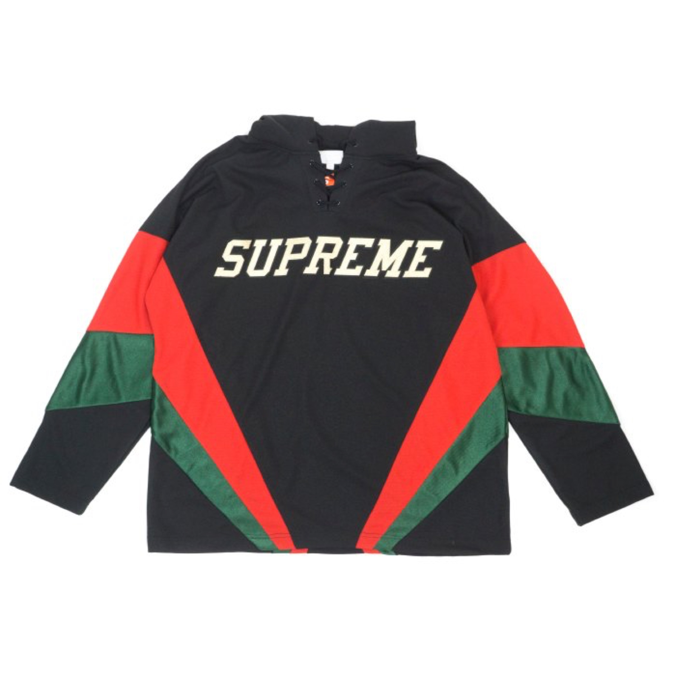 Supreme Hooded Hockey Jersey