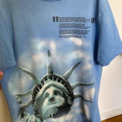 Off White T Shirt