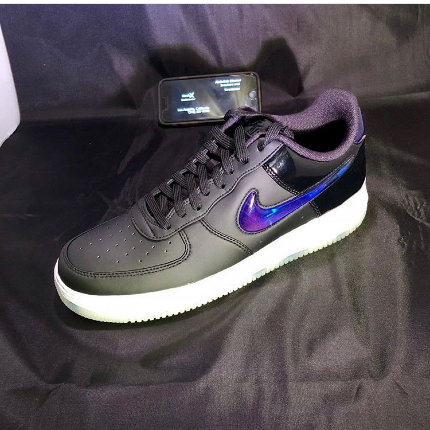 quality design 65844 a47c4 Ds Nike X Playstation Air Force 1 E3 Exclusive