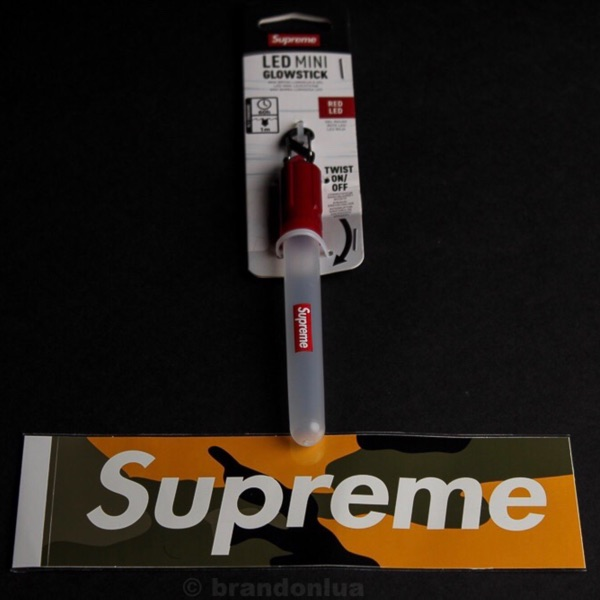 Supreme Night Lite Keychain
