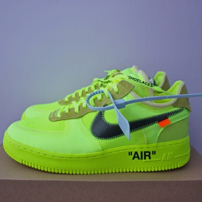Nike X Off-White Air Force 1 Low Volt