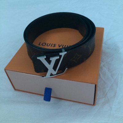 Louis Vuitton 40Mm Reversible Monogram Belt