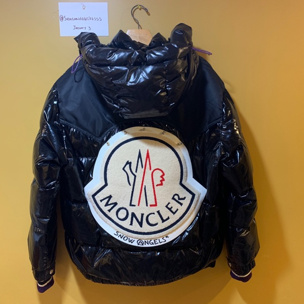 Palm Angles X Moncler Puffer