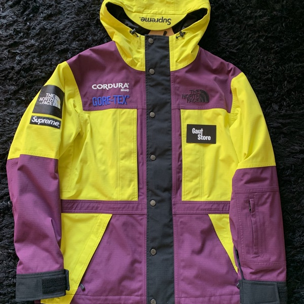 Supreme The North Face Expedition (FW18) Jacket Sulphur