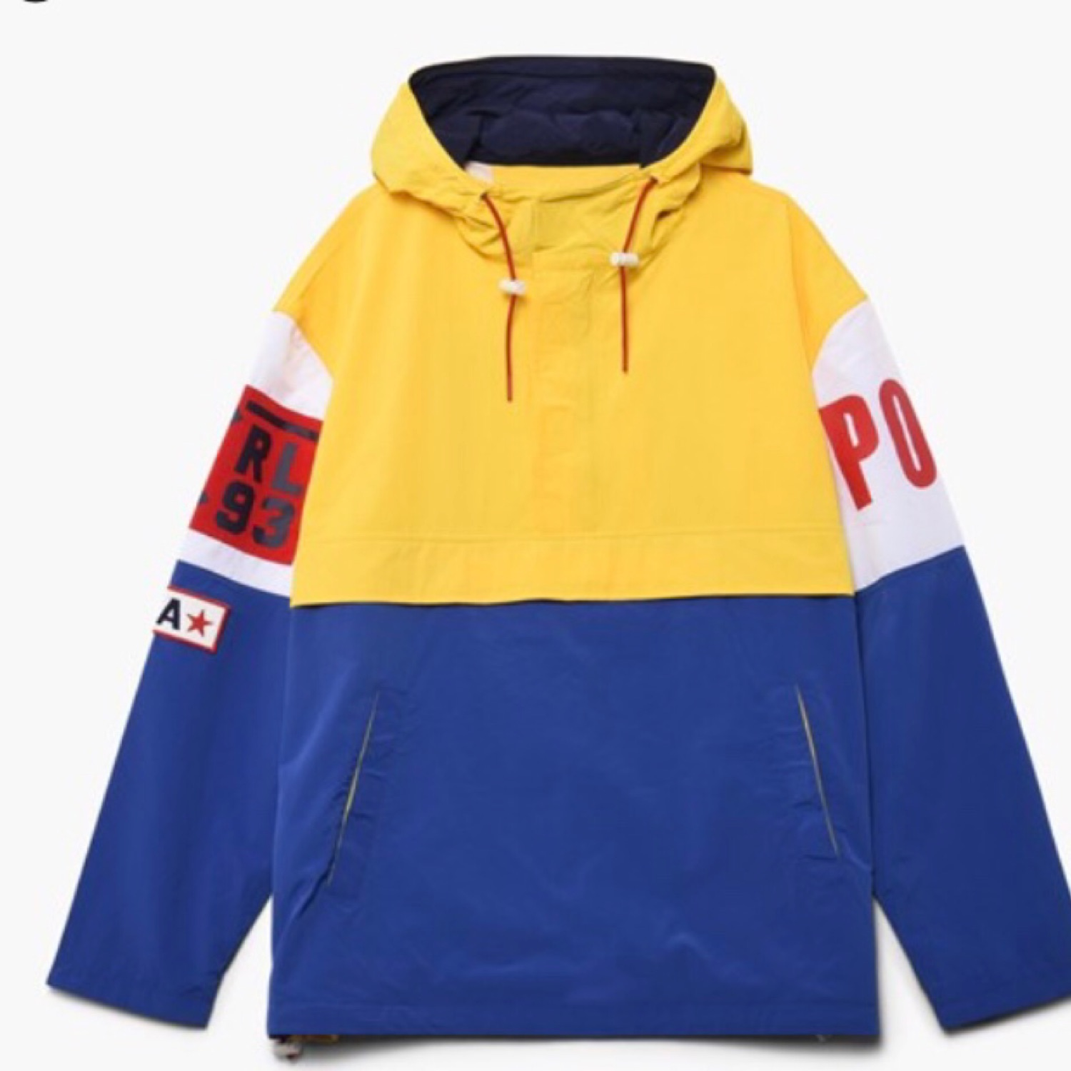 Jacket Ralph Polo Cp Lauren 93 Lined Pullover cj354RqLA