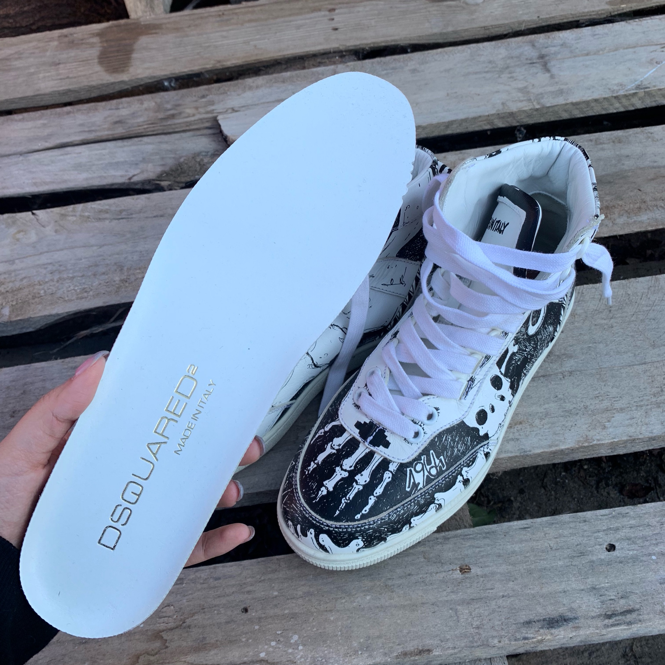 Dsquared2 Bons Sneakers