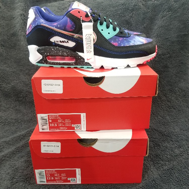 Nike Air Max 90 Supernova Galaxy
