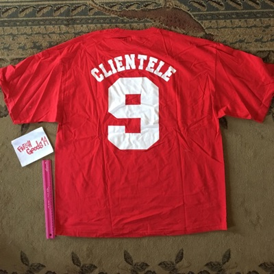 "Clientele Nyc ""Olympic 7"" T-Shirt 3Xl Supreme"