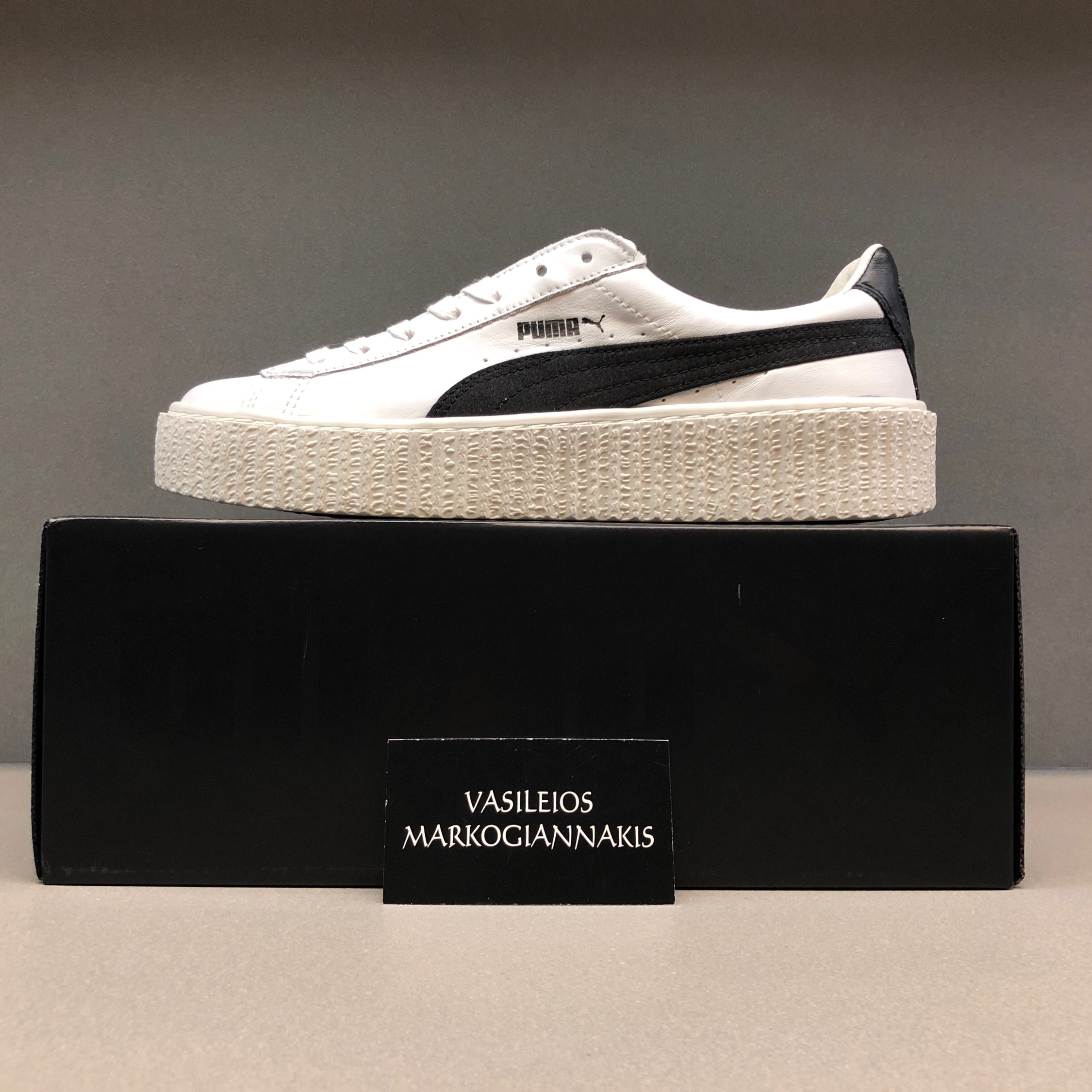 puma creepers paris