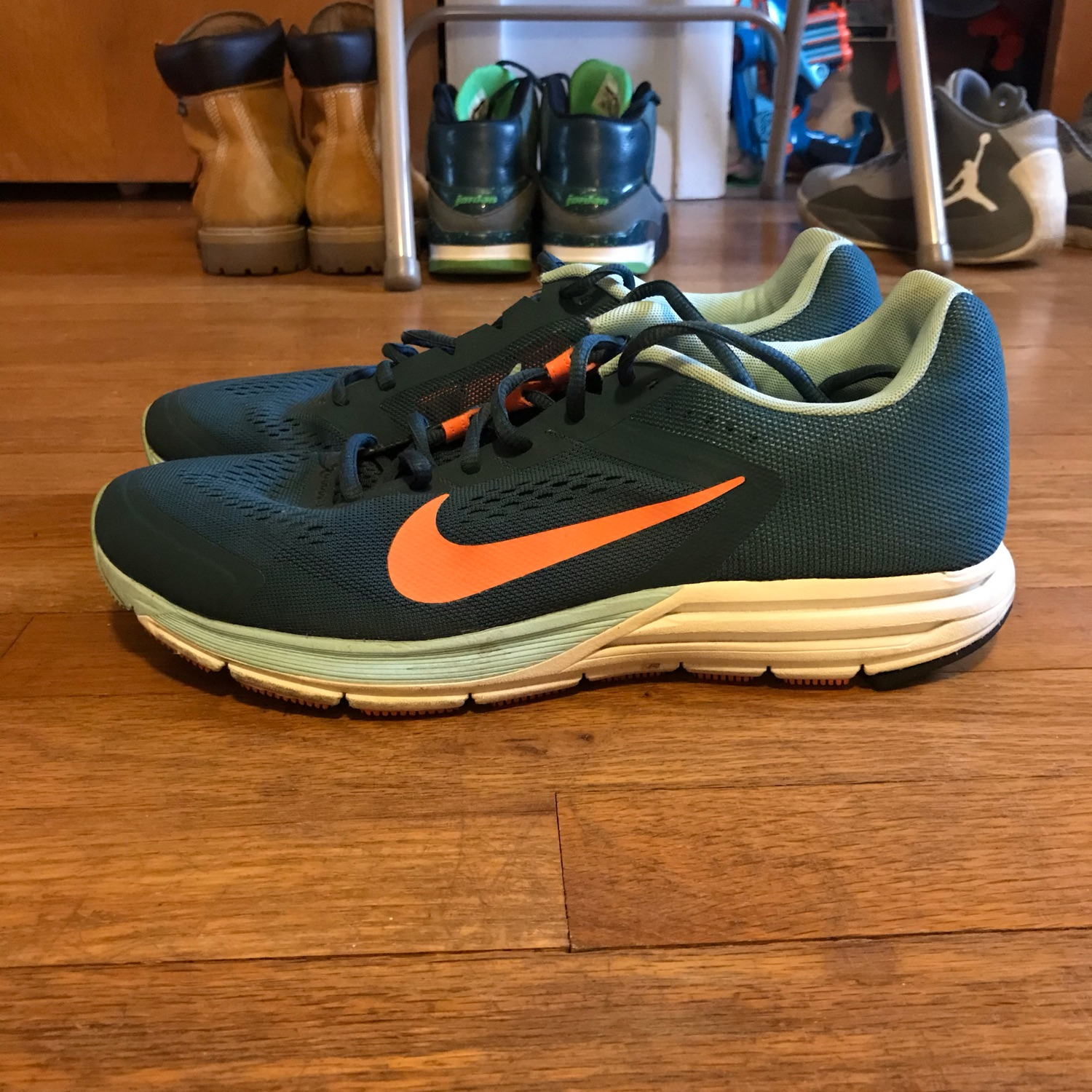 promo code 5d949 e65a8 Nike Zoom Structure 17