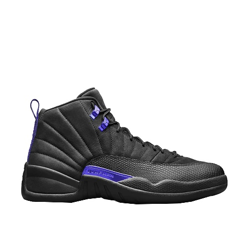 Jordan 12 Retro Black Dark Concord