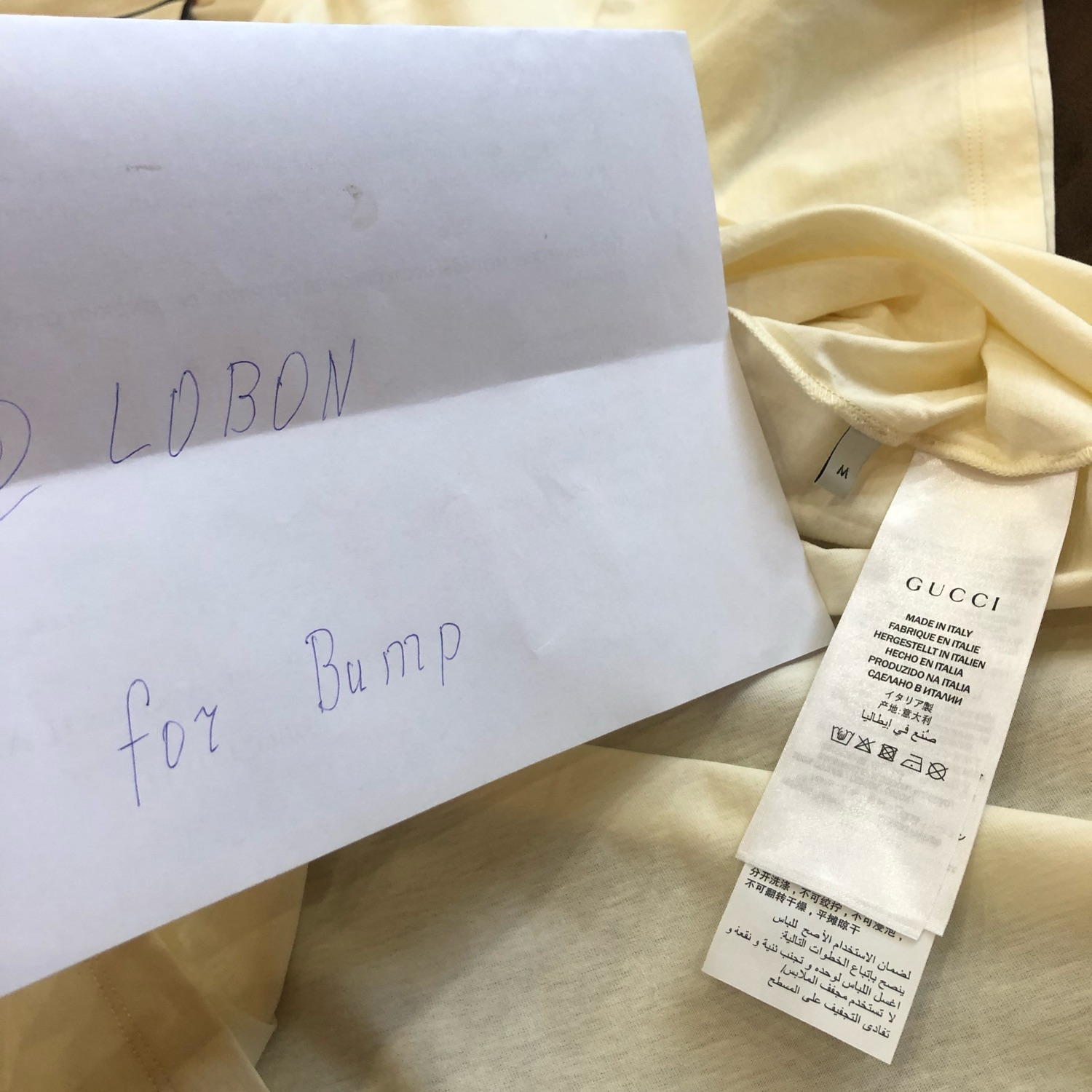 4cb2f9787c1 Gucci Oversize T-Shirt With Mouth