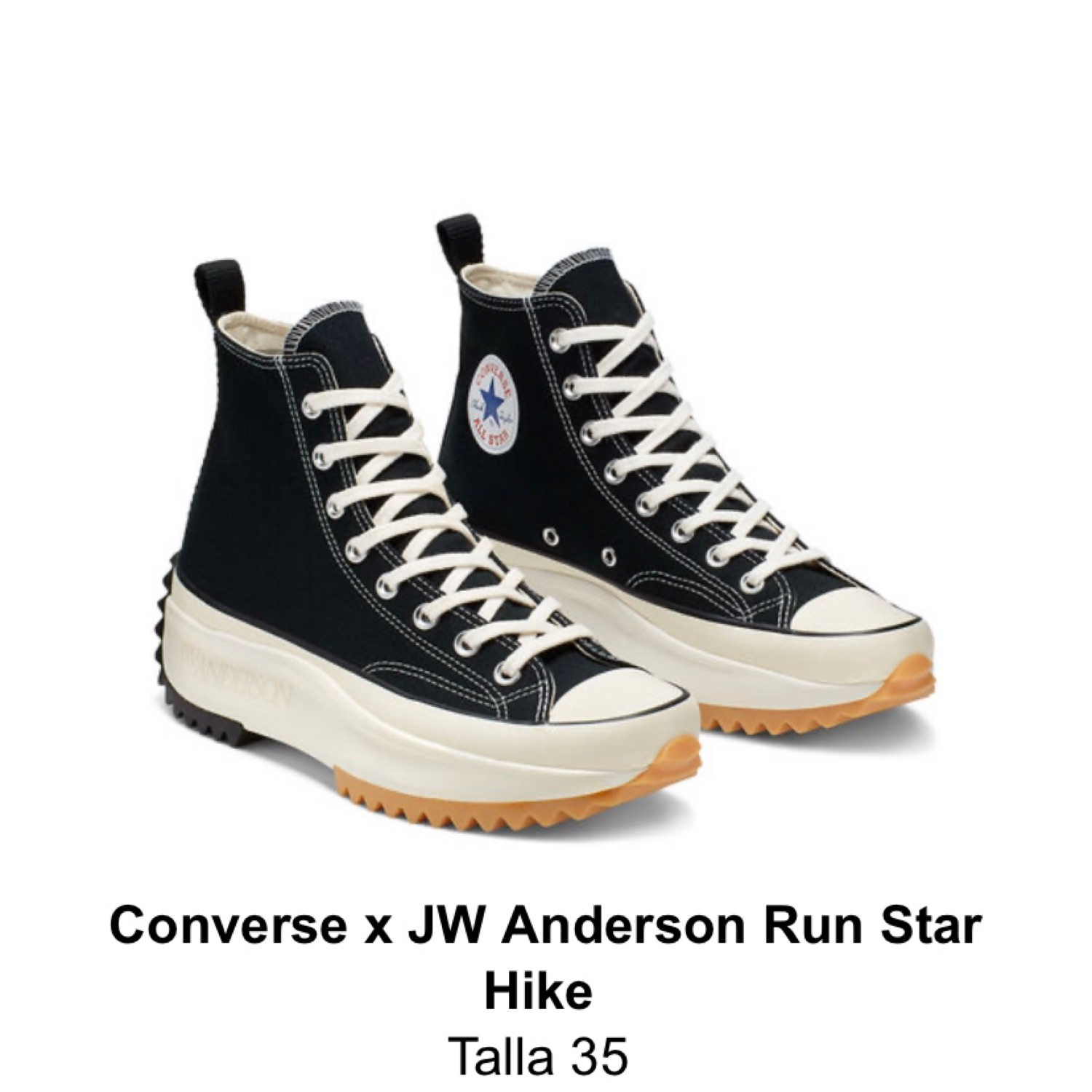 converse femme jw anderson