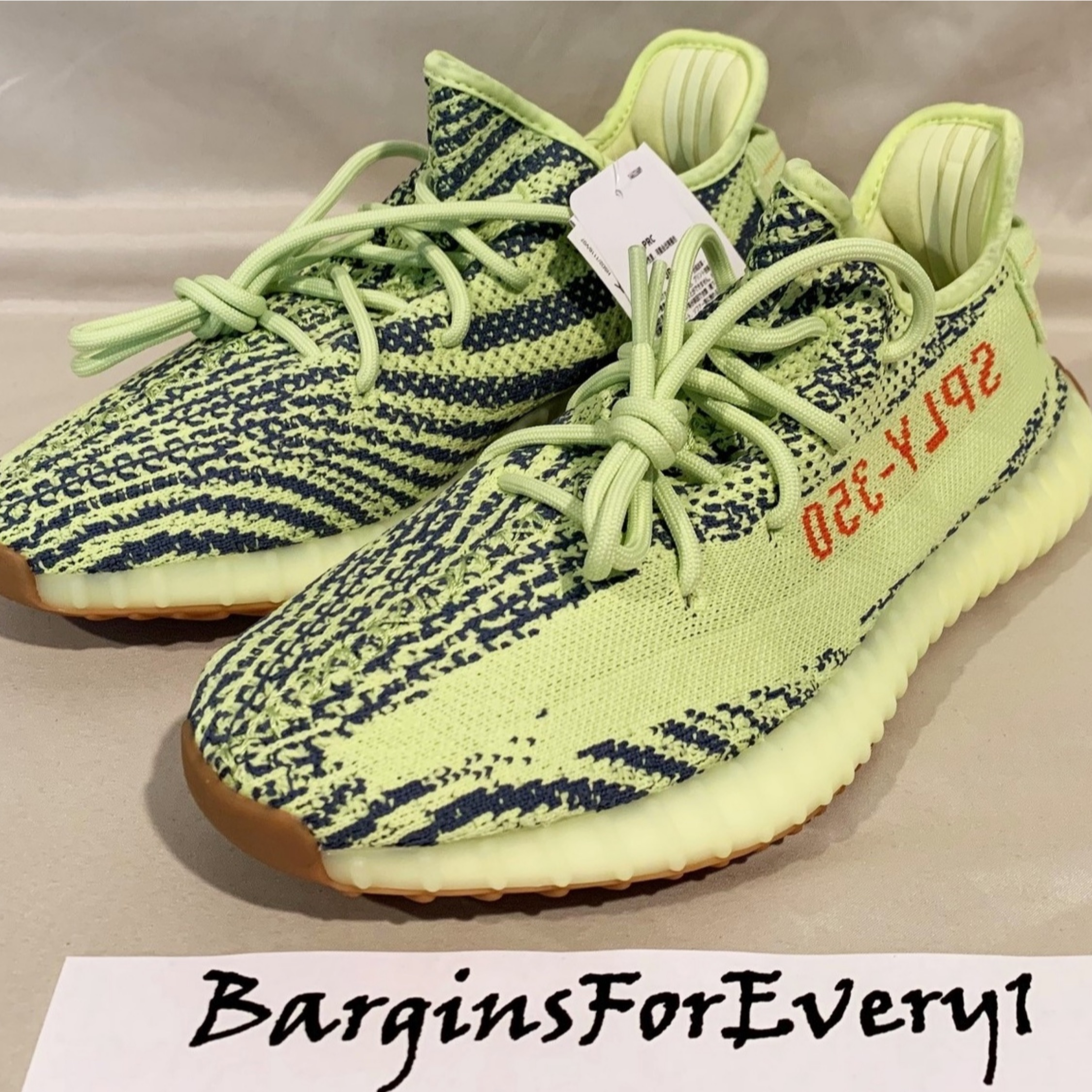the best attitude 764e6 49014 New Men's Adidas Yeezy Boost 350 V2 Frozen Yellow