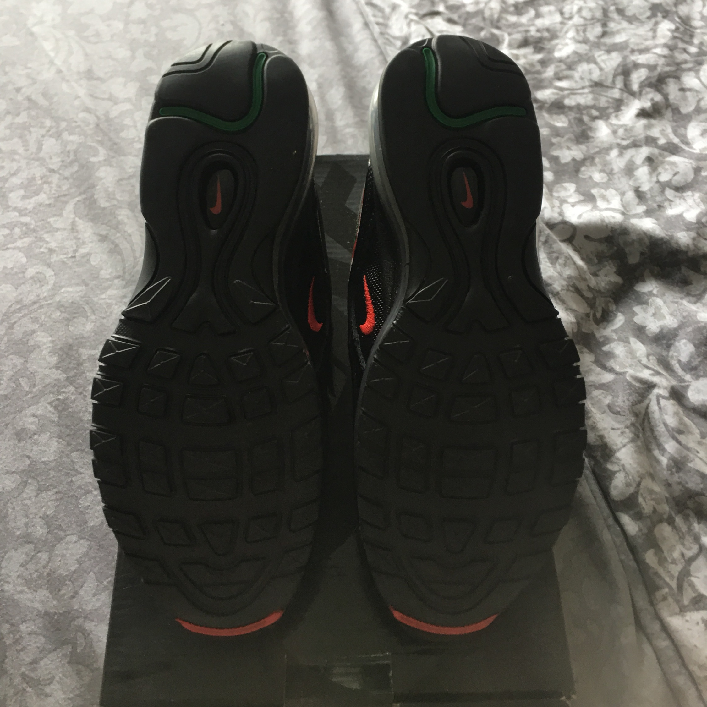 Nike Air Max 97 X Undefeated Uk8.5