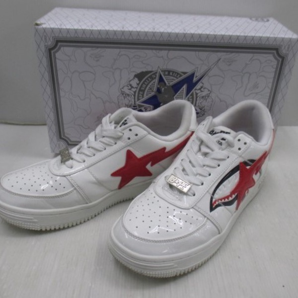 Shark Bapesta Low