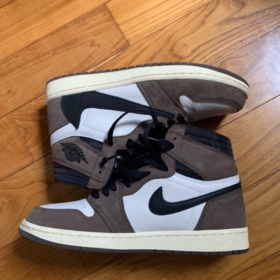 Nike Air Jordan 1 Travis Scott Cactus Jack