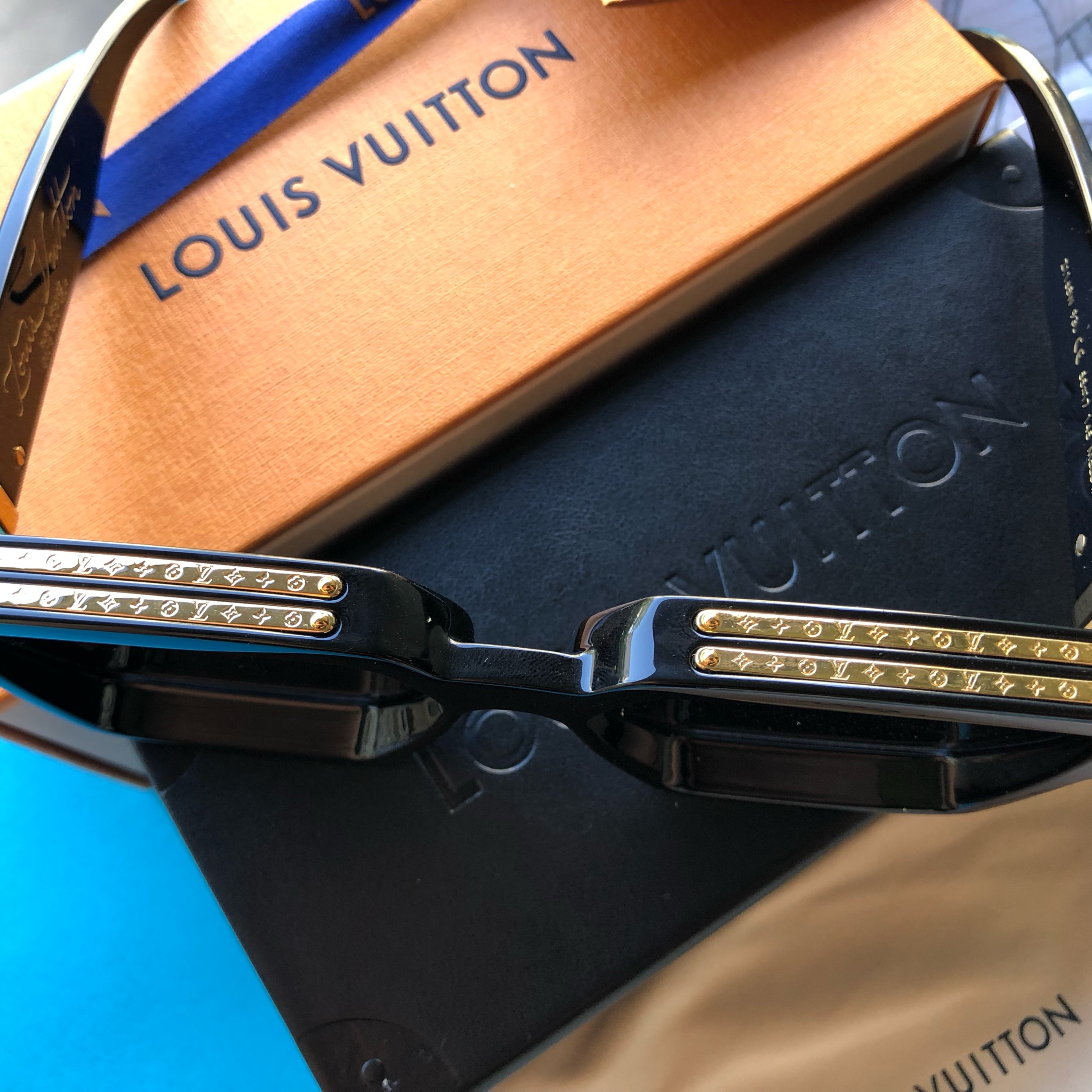 Louis Vuitton Millionaires Virgil Abloh Sunglasses