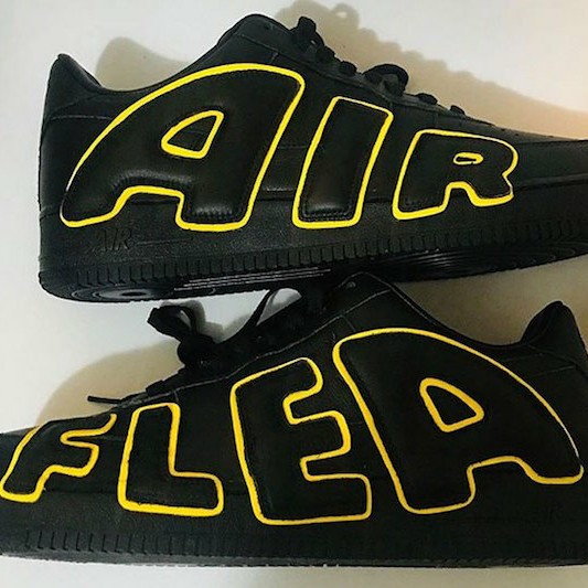 CPFM x Nike Air Force 1 Low Unreleased
