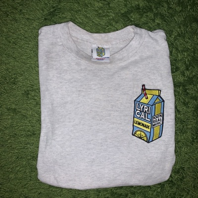 2018 Lyrical Lemonade Carton Patch L/S
