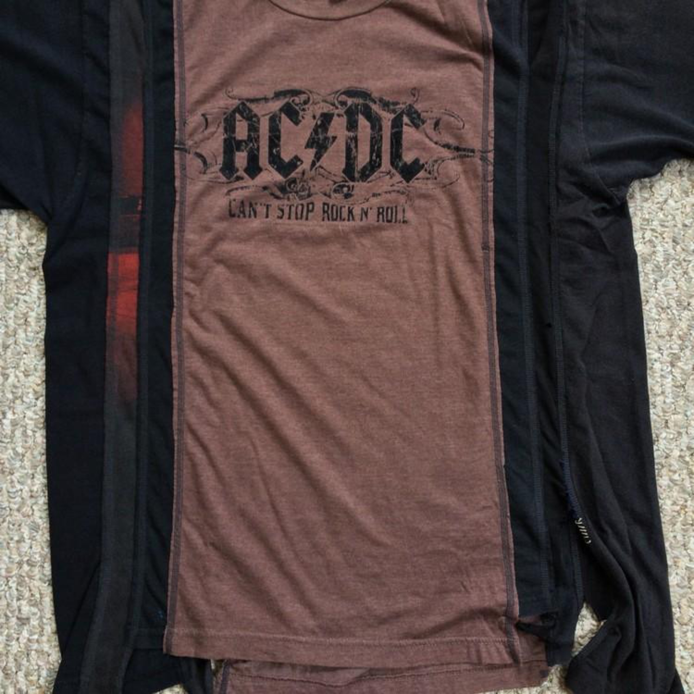 Rebuild By Needles 7 Cut Acdc T-Shirt