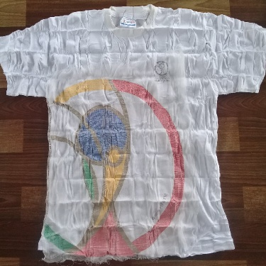 VINTAGE TSHIRT FIFA WORLD CUP KOREA/JAPAN