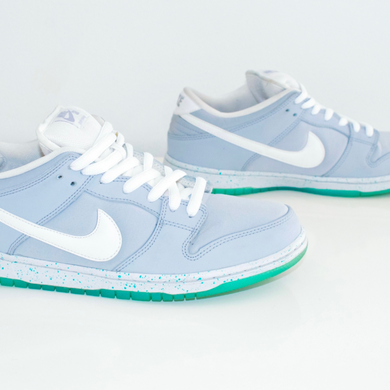 new arrival 8cc12 1140b Nike Sb Dunk Low Marty Mcfly Grey Mag