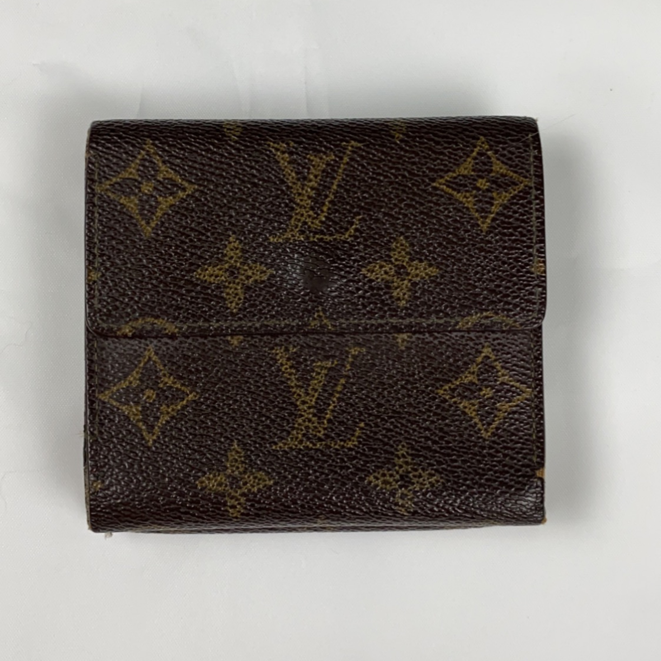 Louis Vuitton Vintage Double Sided Wallet