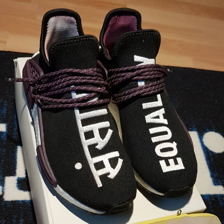 the best attitude c2df5 47c21 Adidas Nmd Human Race Holi Equality
