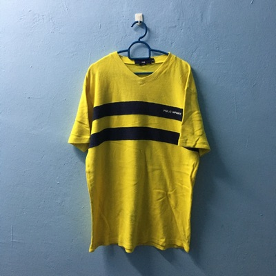 Polo Sport Shirt Medium Size