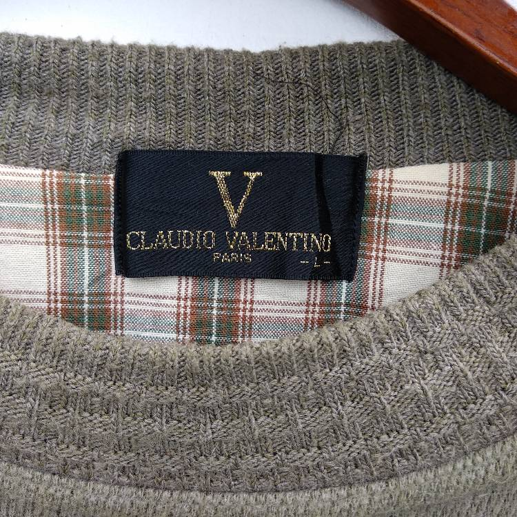 Claudio Valentino Paris Sweatshirt