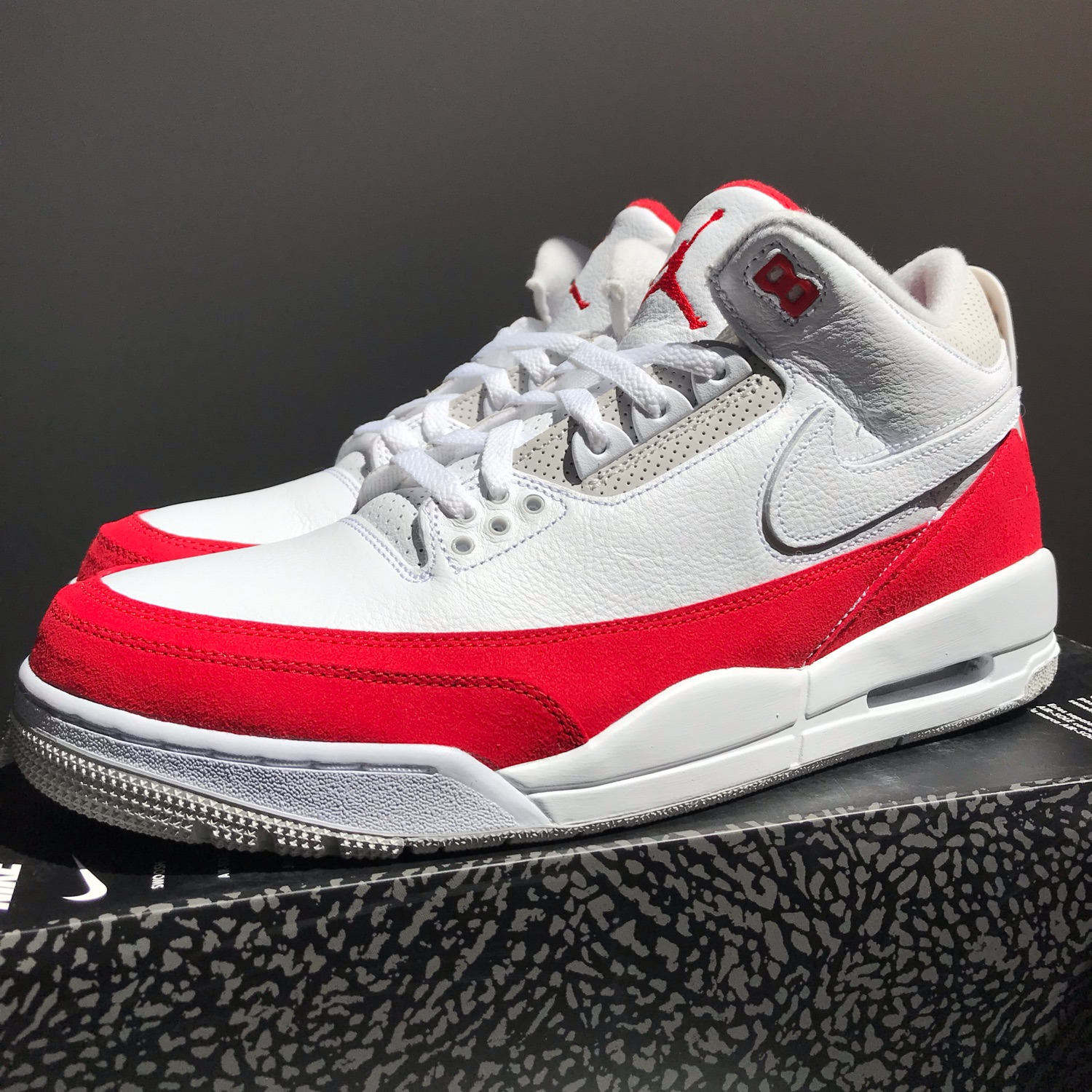 factory authentic 233ff 6e129 Nike Air Jordan 3 Retro Tinker Hatfield Sp