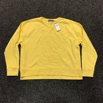 Polo Ralph Lauren Banana Pee Crewneck Xl