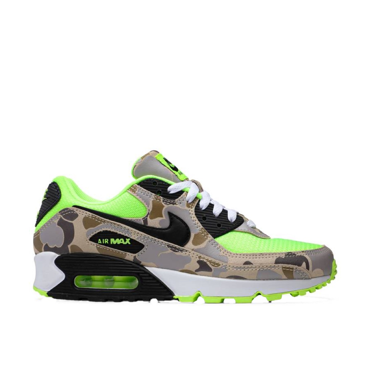 Nike Air Max 90 Reserve Green Camo