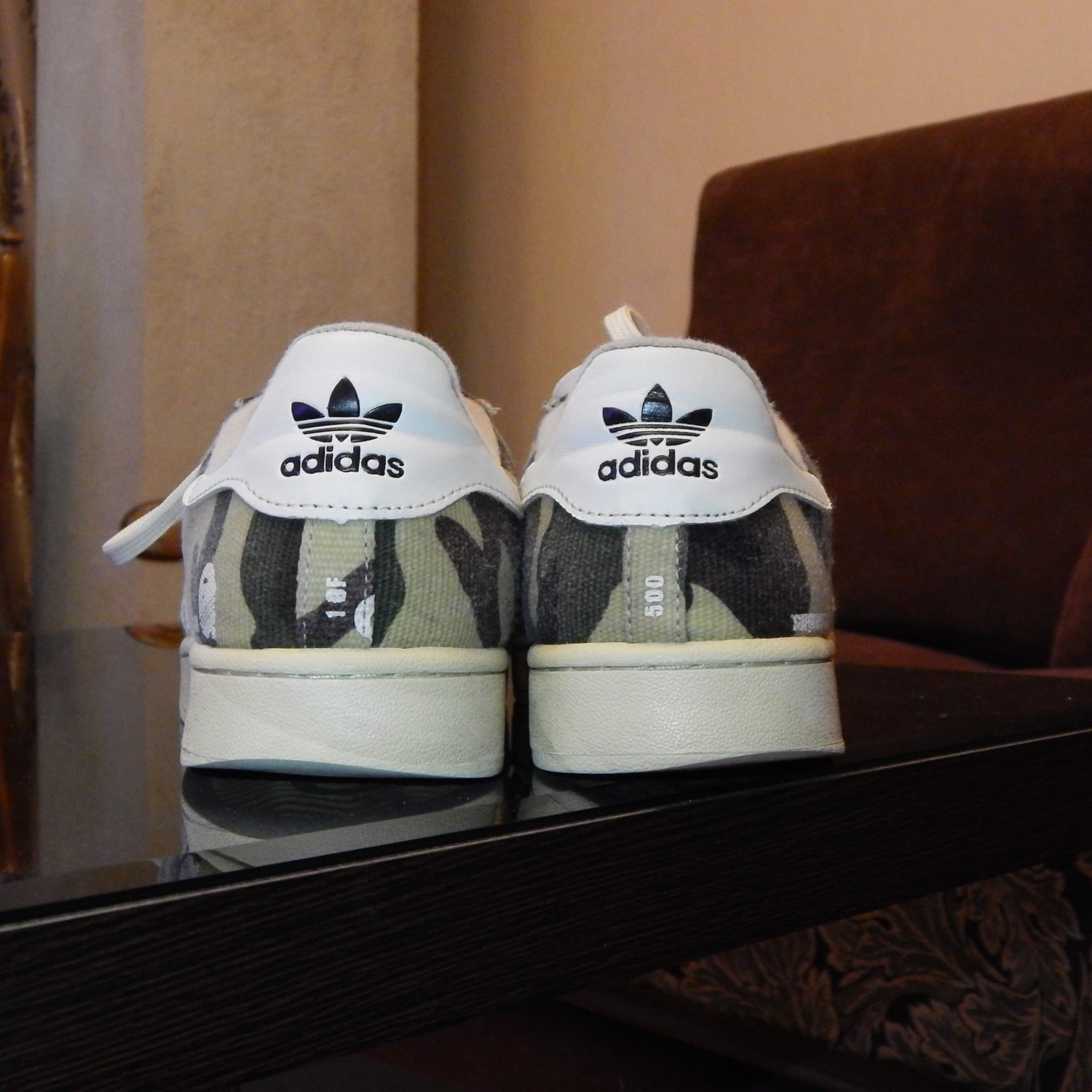 adidas super ape star dames