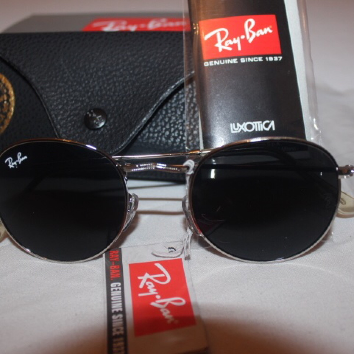 RAY-BANS round Metal RB3447
