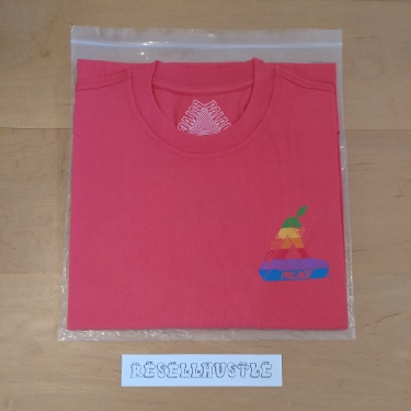 Palace Jobsworth T-shirt (Red)
