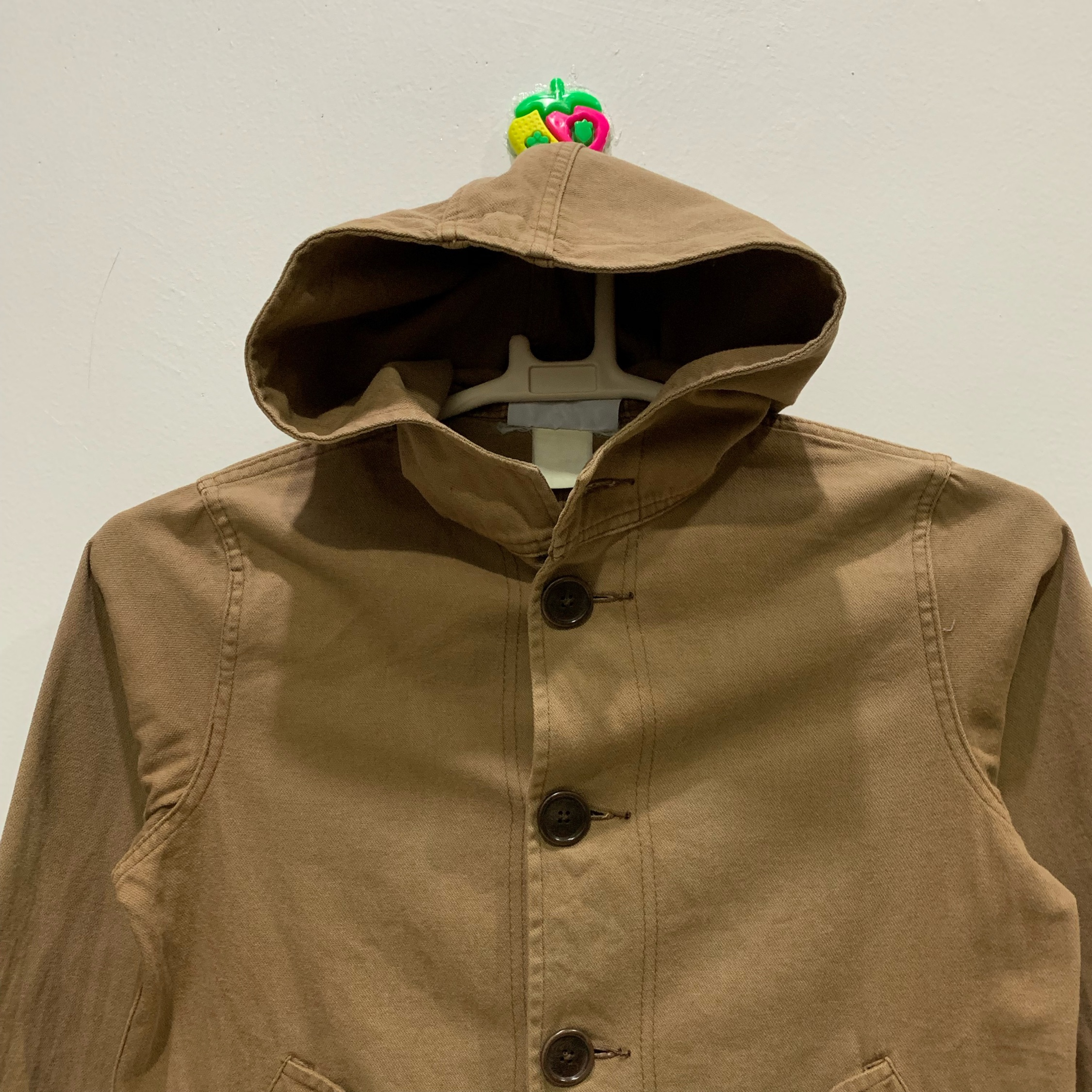 Le Glazik Hoodie Size 34 Fits S Made In France