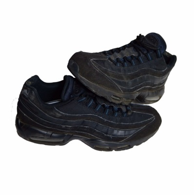 Nike Air Max 97 Triple Black Trainers