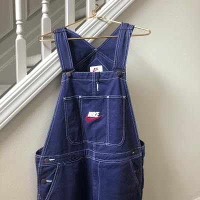 Nike Cotton Twill Overalls Ds