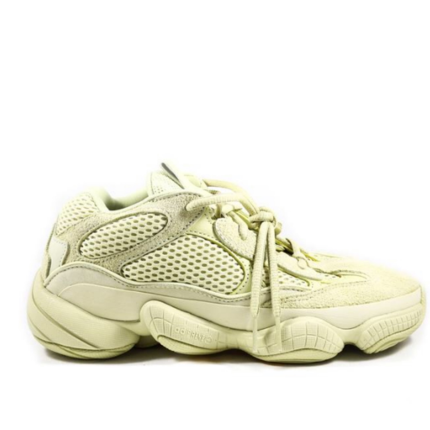 purchase cheap 8718c c65fb Adidas Yeezy 500 Super Moon Yellow