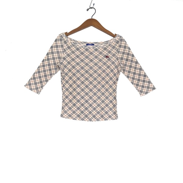 Burberry Blue Lebel Novacheck Shirt