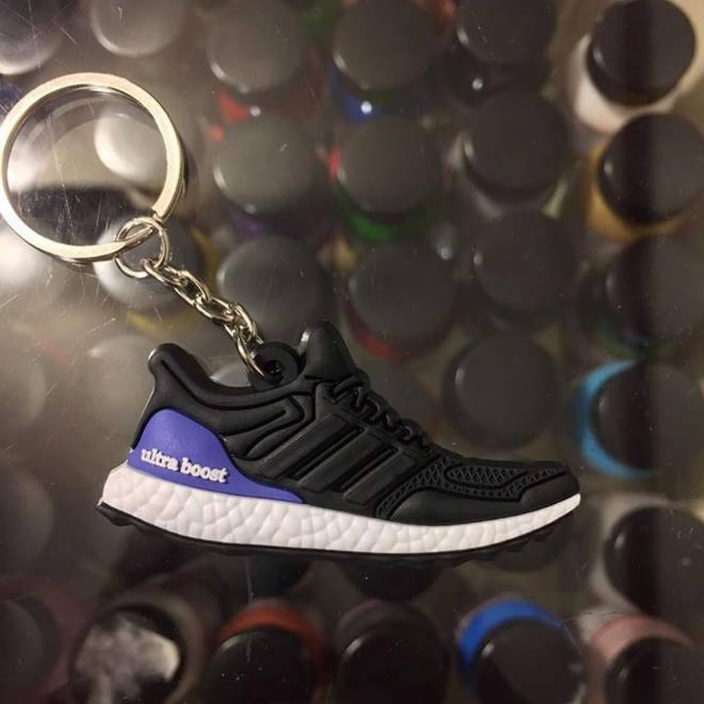 Jwong Ultra Boost Keychain 2015 Og New