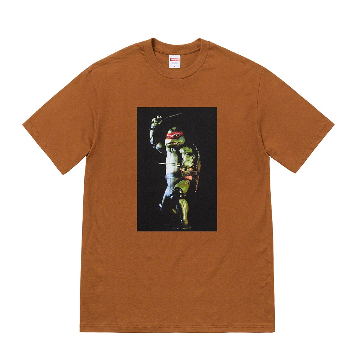 Supreme Raphael Tee Brown
